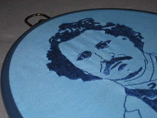 Louis Riel Close Up