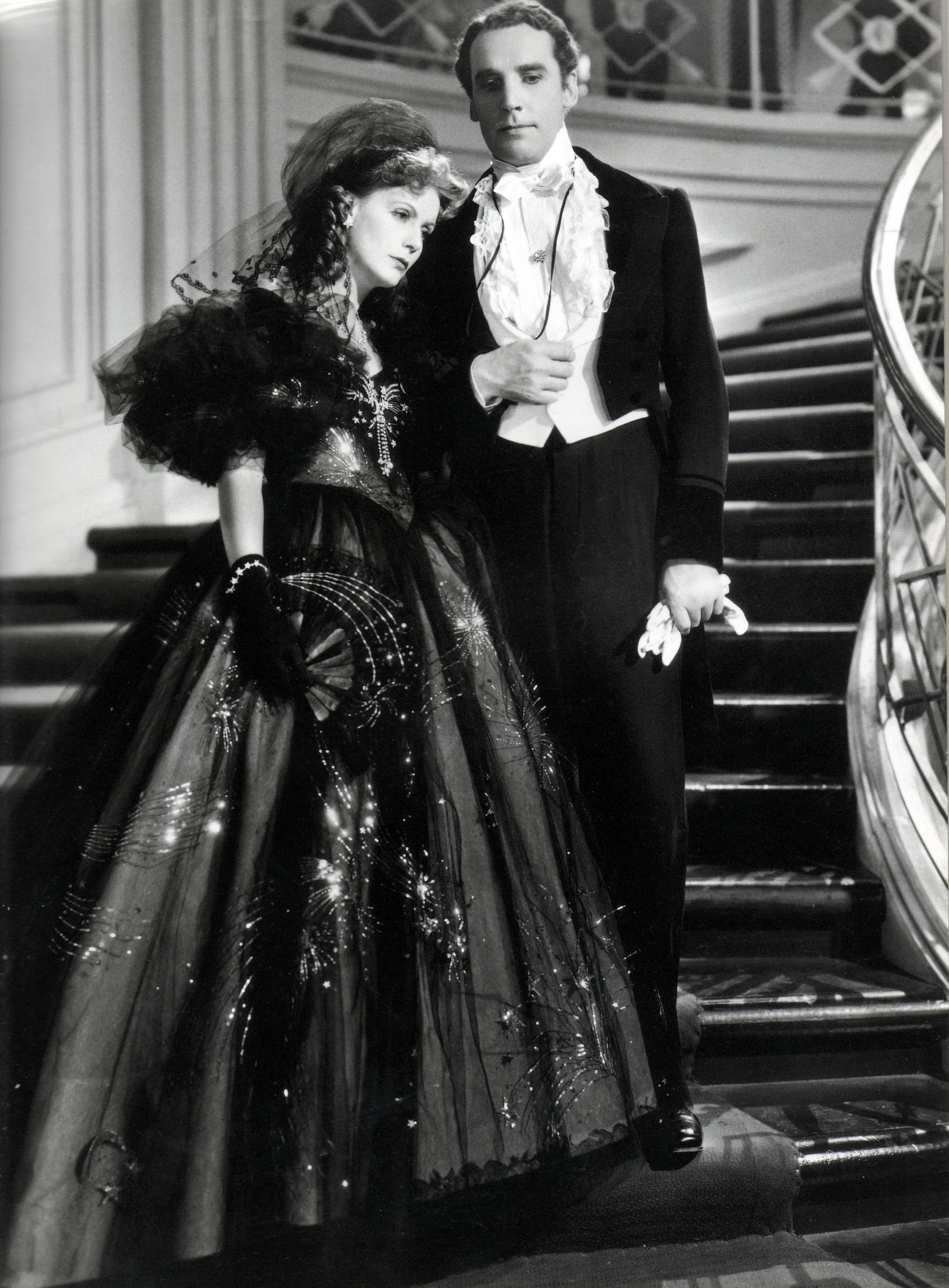 """Greta Garbo in """"Camille"""", 1936"""