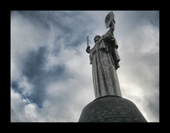 Mother Motherland, Kiev