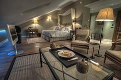 Hotel Room – Habitación de Hotel, Salamanca (Spain), HDR