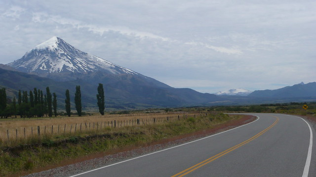 On the road to Chile (From Junín de los Andes)