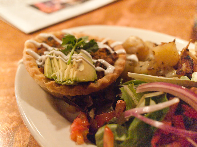 The Feve Brunch - Sweet potato and black bean pie | Flickr - Photo ...