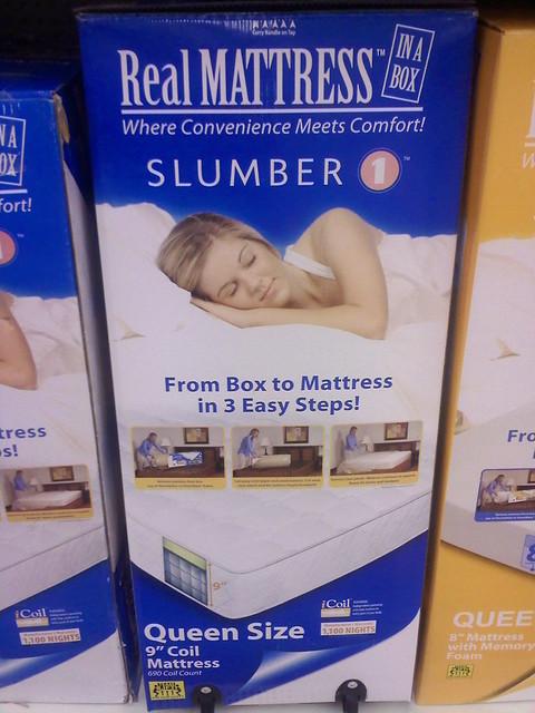 Mattress In A Box Really A Mattress In A Box