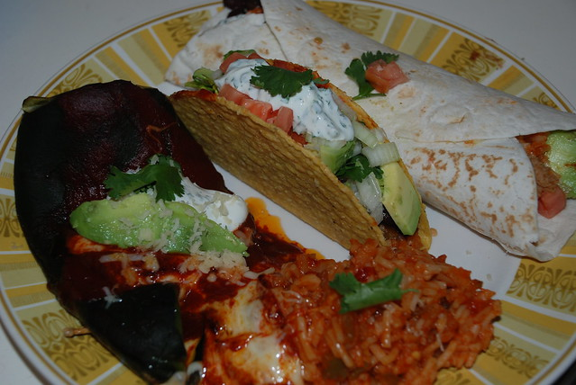 Super awesome homemade vegetarian mexican food flickr for Awesome cuisine categories vegetarian