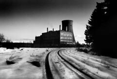 ESB Allenwood Power station, Co Kildare, Ireland.