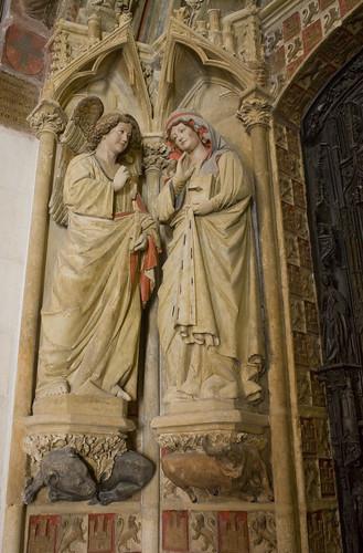 Burgos Annunciation