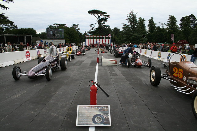 The History of Drag Racing