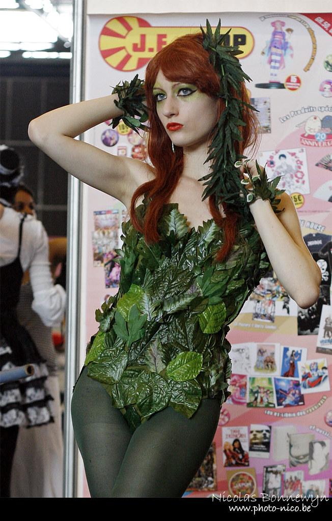 batman Poison cosplay ivy