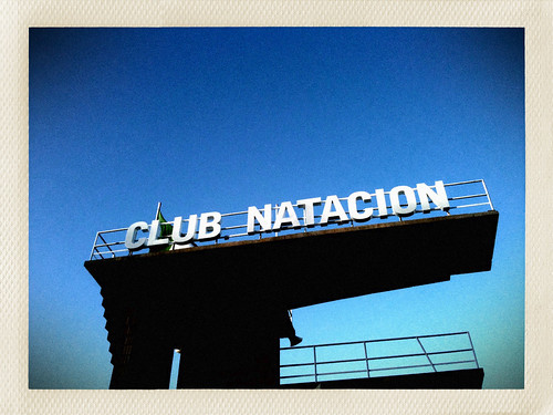 Club Natación, Pamplona, 4 April 2010