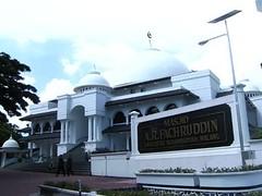 Hasil gambar untuk masjid ar. fachruddin