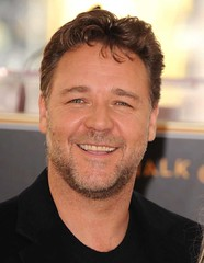 "RUSSELL CROWE - Ceremonia en el ""Walk of Fame"""