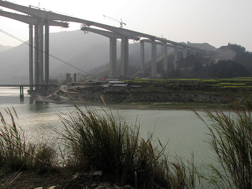 Highway construction Guizhou