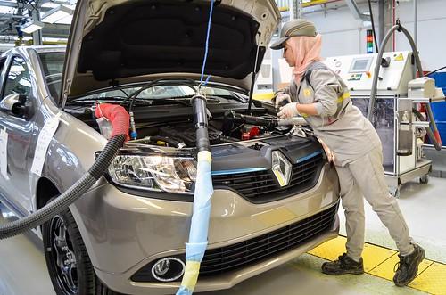 Produccion ventas Renault