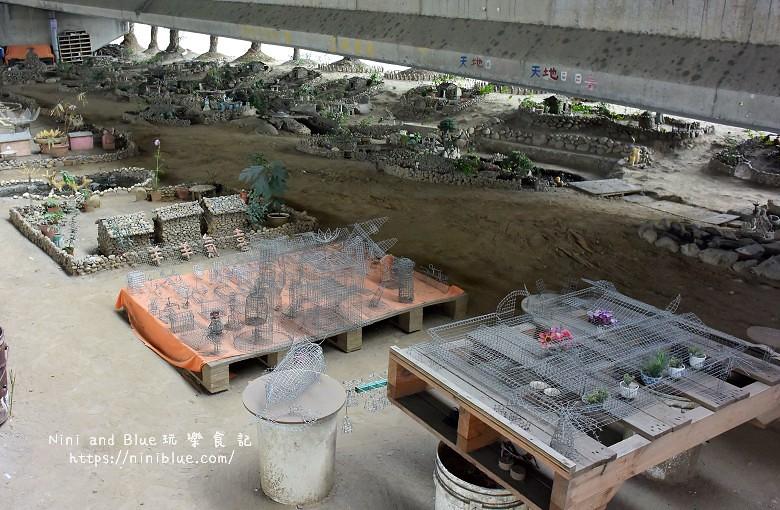 台中景點.大里溪橋下小人國.台中旅遊19