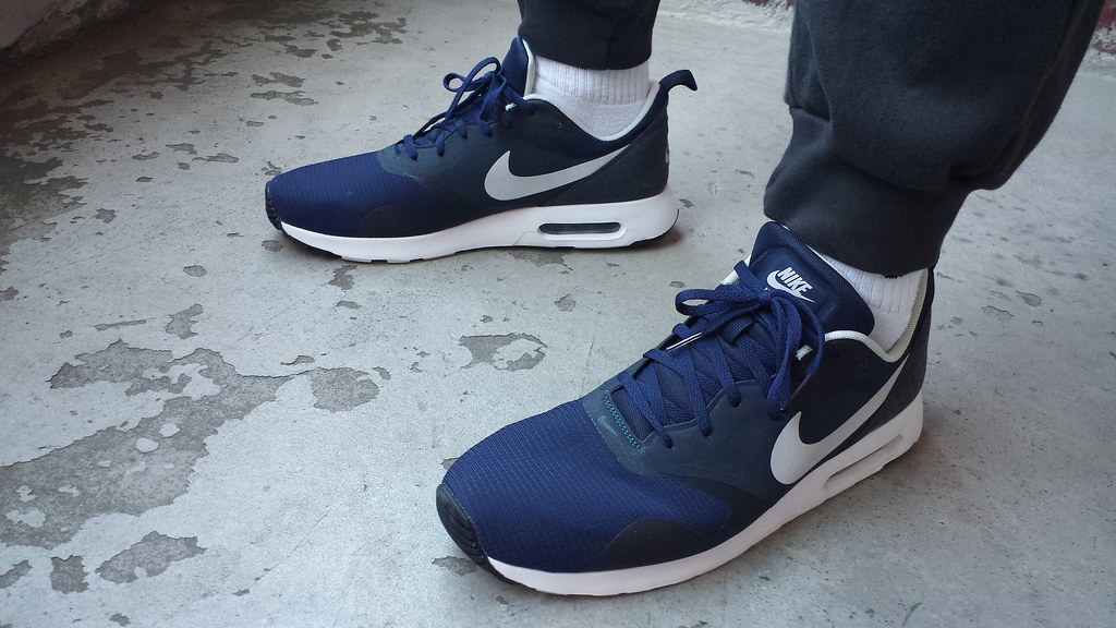 brand new 114e8 a61ee ... Nike Air Max Tavas Midnight Blue  by abdelazar