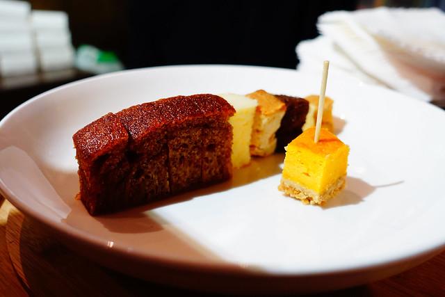 理想店舖的蛋糕,南瓜口味無敵紮實 @花蓮文創園區