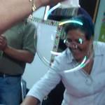 Burbujas, Objetos voladores y Torres