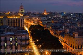 View over Havana - Cuba