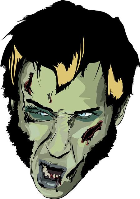 Tosh Zombie, grrrrr
