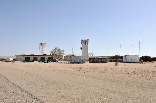 Berbera Airport, Somaliland
