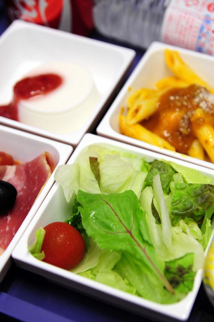 2009.05.31 日航 JAL 飛機餐