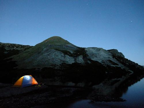 chile trekking backpacking andes nocturna montaña campamento cordillera orión chilecentral cordilleradelosandes regióndelbiobío ñuble lagunaelflorido pichirrincón
