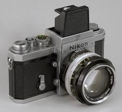 Nikon F Waist-level finder
