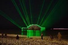 Laser Pier again