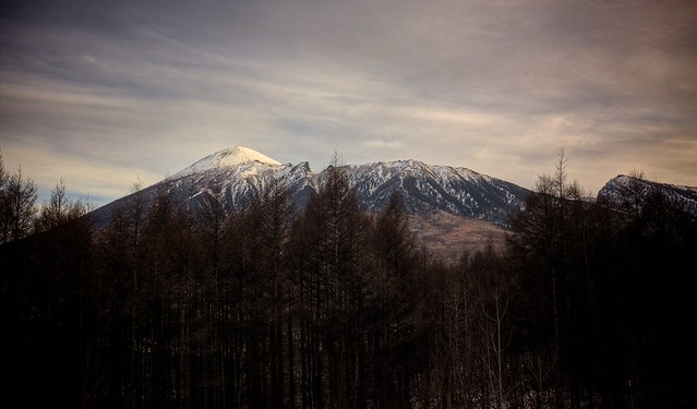 Photo:The Mighty Mount Iwate By:jasohill