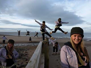 Emily B on The Beach 1