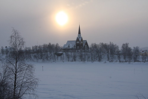 Karesuando Church, Sweden