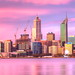 Pink Perth by deadsetaussie
