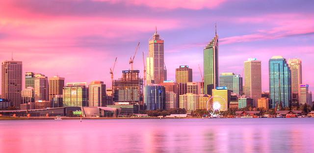 Pink Perth