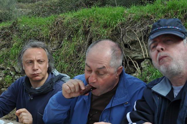 Alessio, Franco e Giancarlo