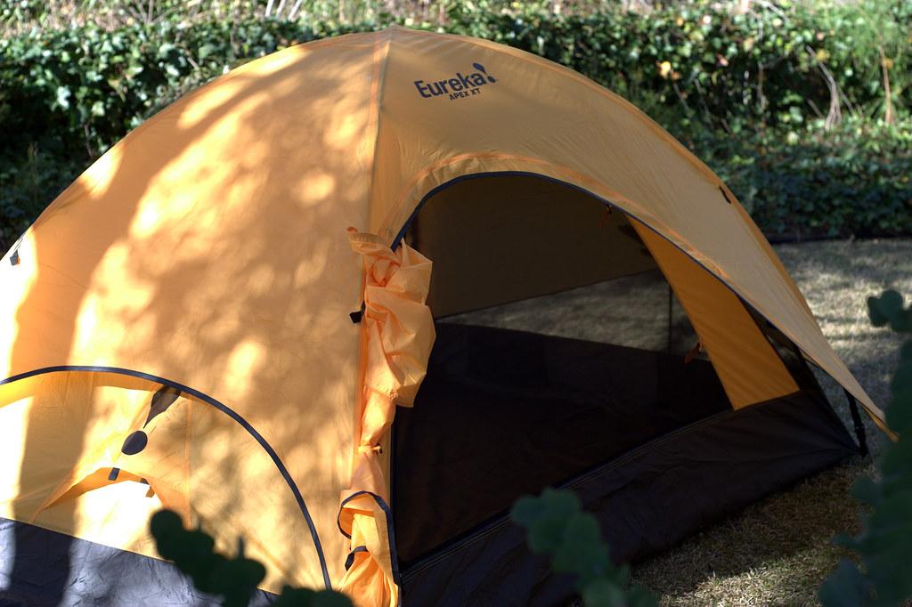 ... Eureka Apex Tent with Fly | by jalexartis & Eureka Apex Tent with Fly | Back Door | jalexartis Photography | Flickr