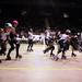 Cincinnati Rollergirls vs. ARRG by 5chw4r7z