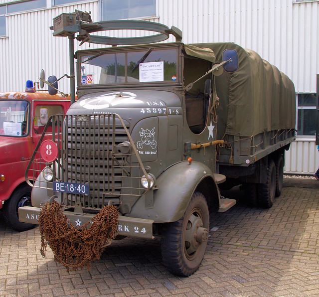 Wwii 21 2 Ton Military Trucks A Gallery On Flickr