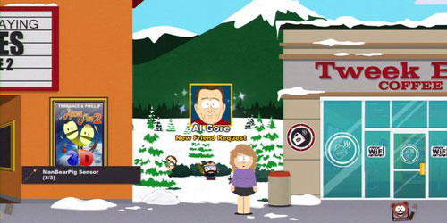 South Park: The Stick of Truth - Friends Locations