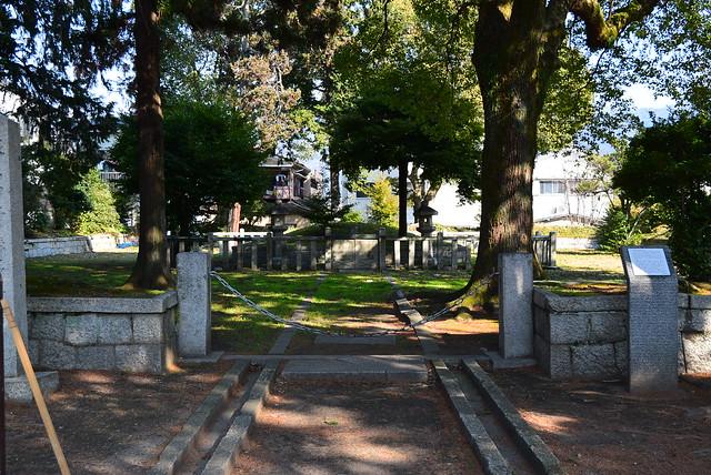 坂上田村麻呂墓
