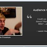 Crispin Freeman Q&A - Dance!