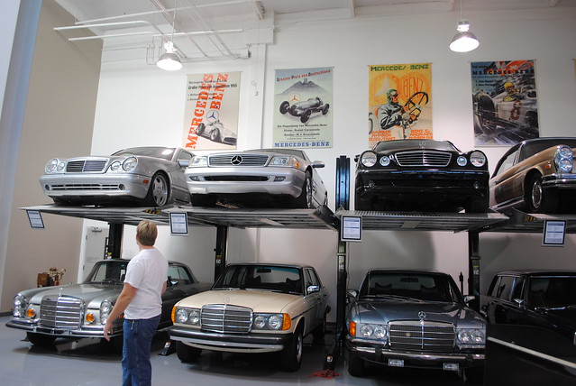 Mercedes Classic's Center