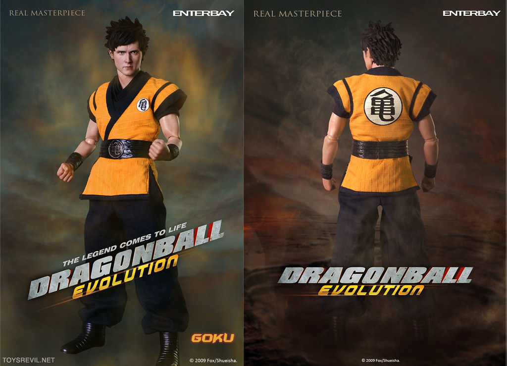 Dragonball Evolution Goku Dragonball: Evo...