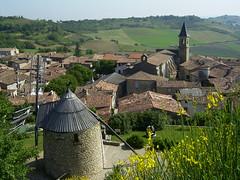 Vue de Lautrec - Photo of Guitalens-L'Albarède
