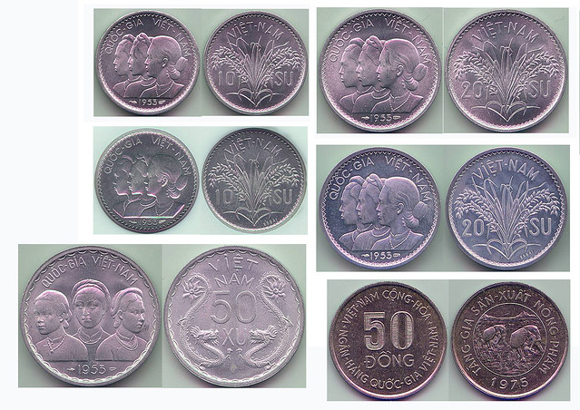 South VN coins (2)