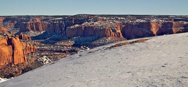 Navajo Monument
