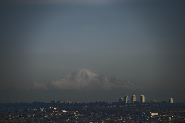 Mount Baker.