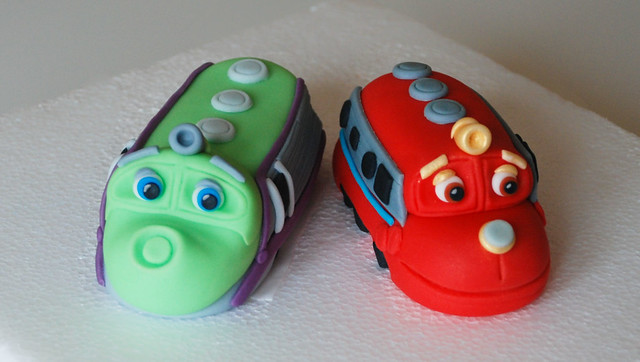 Chuggington Cake Toppers Uk