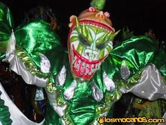 Noche de carnaval @ Utesa Moca 25.02.10