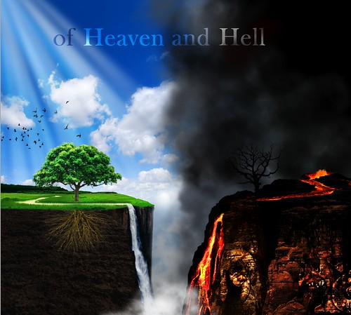 Of heaven and hell