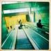 heathrow t5 escalators by estwo